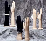12-in. Ladies Left Hand Mannequin