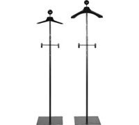 Men's Floor Standing Costumer w/ Hanger
